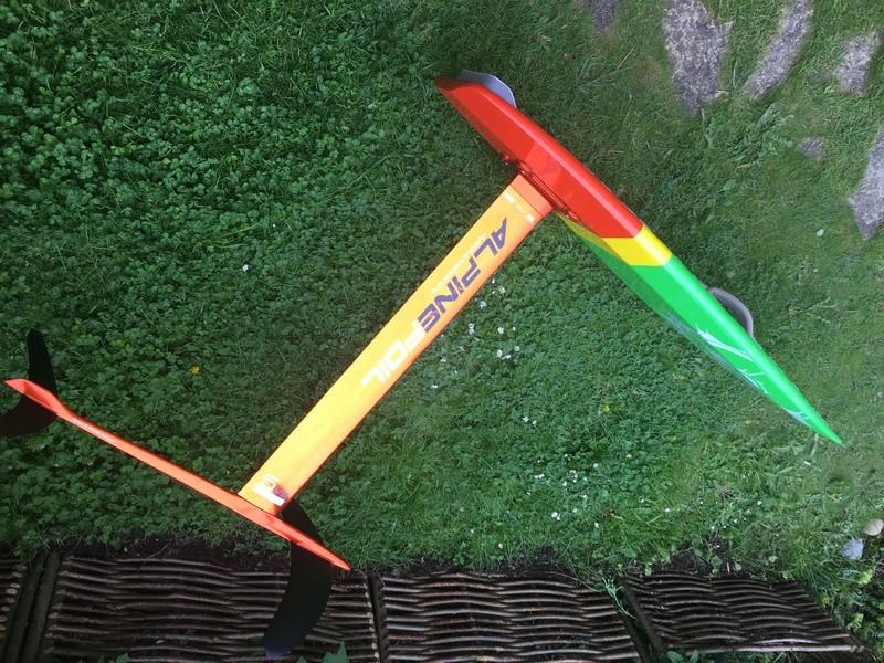 """VENDS Alpine Foil V2 ACCESS + Slingshot Dwarf 54"""" 1300€ Img_2012"""