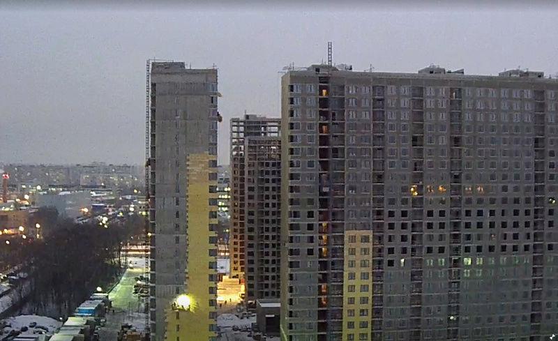 """На ЖК """"Летний сад"""" - начался монтаж фасадных конструкций! Теплозвукоизоляция под ними - лучше, чем у соседнего ЖК """"Город"""" - Страница 2 8fu3wz10"""