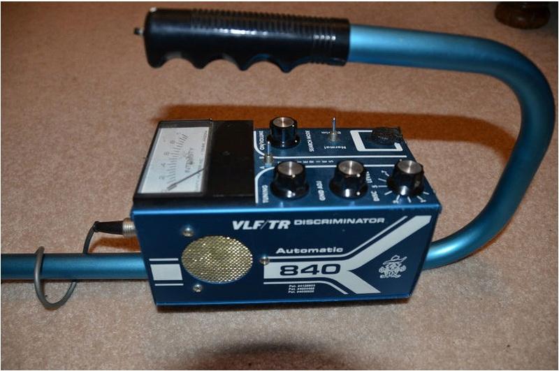 Cambio capacitores detectores antiguos 63204610