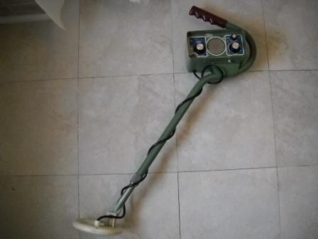 Cambio capacitores detectores antiguos Old-me10