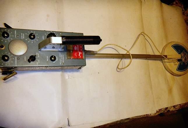 Cambio capacitores detectores antiguos Old-me11