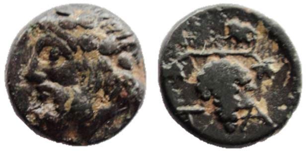 AE10 de Temnus - Eolia Aeolis11