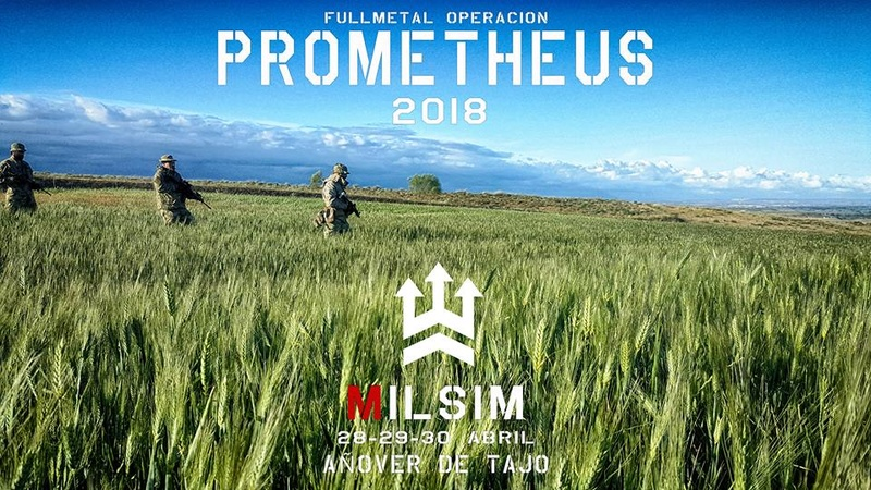 Op. Prometheus, 28,29,30 de Abril de 2018 22196410