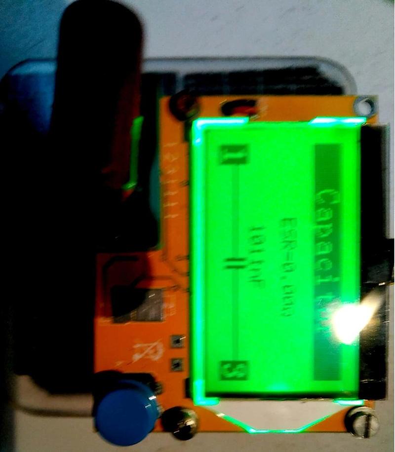 Condensadores Audiofilos en Aliexpres Polipr10