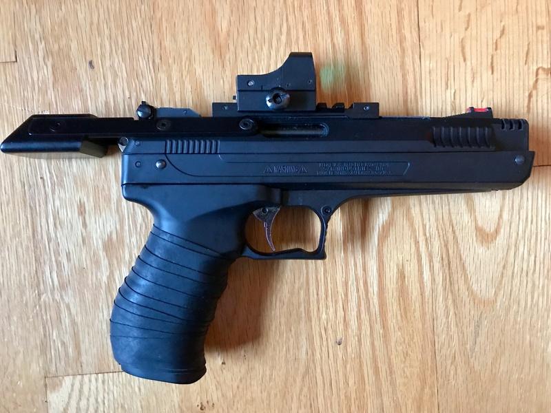 weihrauch - levier d'armement pour P17 3f9cc110