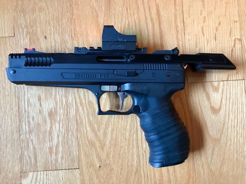 weihrauch - levier d'armement pour P17 D20b4910