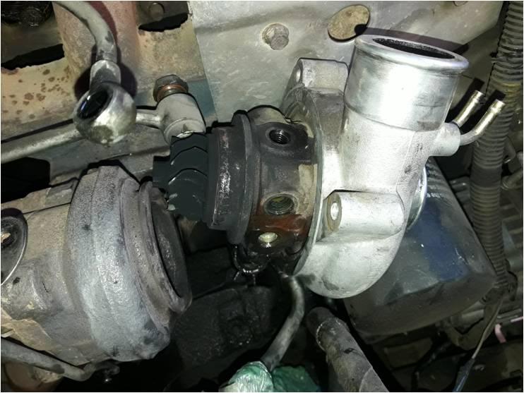 Tutorial. Cambio de cuerpo central turbo L200/Montero NO TGV Turbo_11