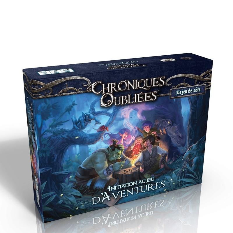 Chroniques Oubliées - Pack d'initiation 557310