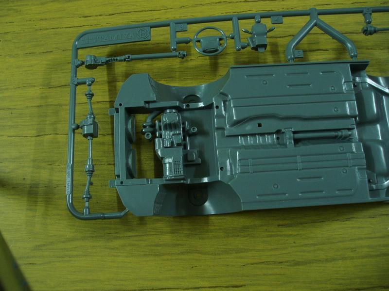 MeC: Mitsubishi 3000 VR4 Tamiya 1/24 P4080110