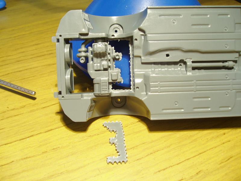 MeC: Mitsubishi 3000 VR4 Tamiya 1/24 P4110012