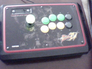 Stick arcade et fighting pad PS3 Pic-2011