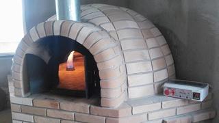 Opiniões sobre meu projeto de exaustão de forno a lenha 15386310