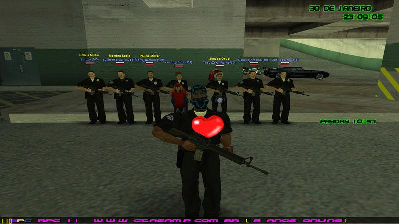 [03/02/2018][BPG] Batalhão da Policia Militar Reunido  Sa-mp-82