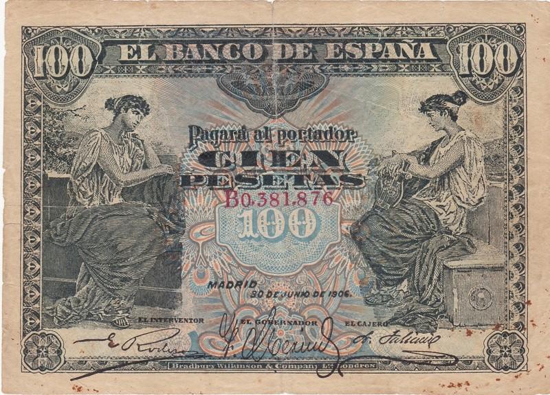 Billetes Falsos de Época 1906_p13