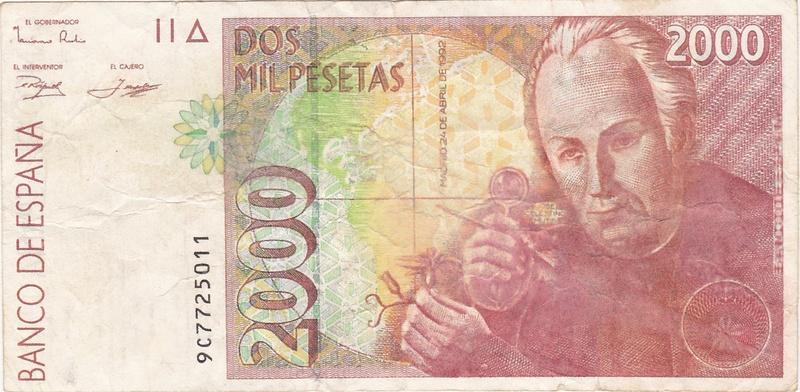 Billetes Falsos de Época 1992_p10
