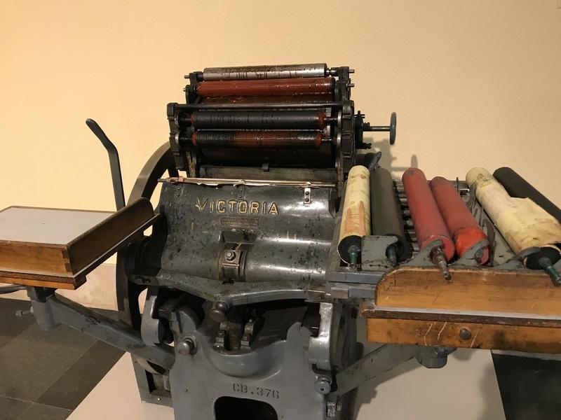 Visita al Museo de la FNMT Img_5913