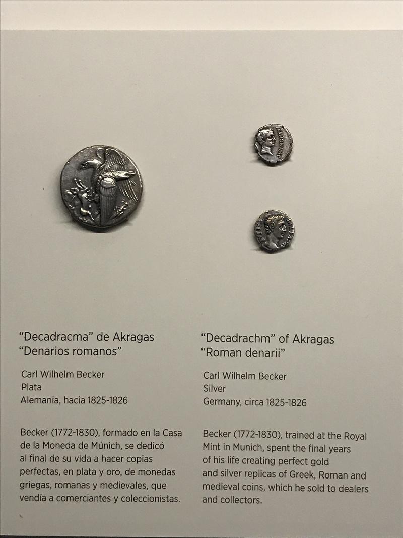 Museo Arqueológico Nacional - Recopilación de Numismática Img_6216