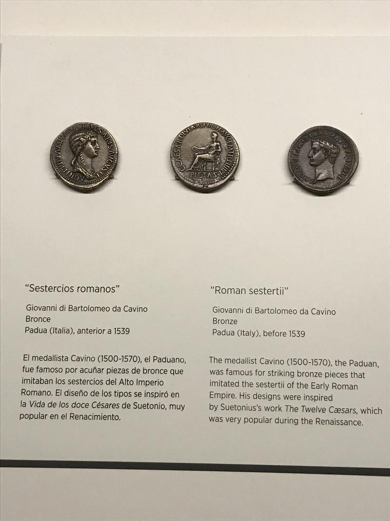 Museo Arqueológico Nacional - Recopilación de Numismática Img_6218