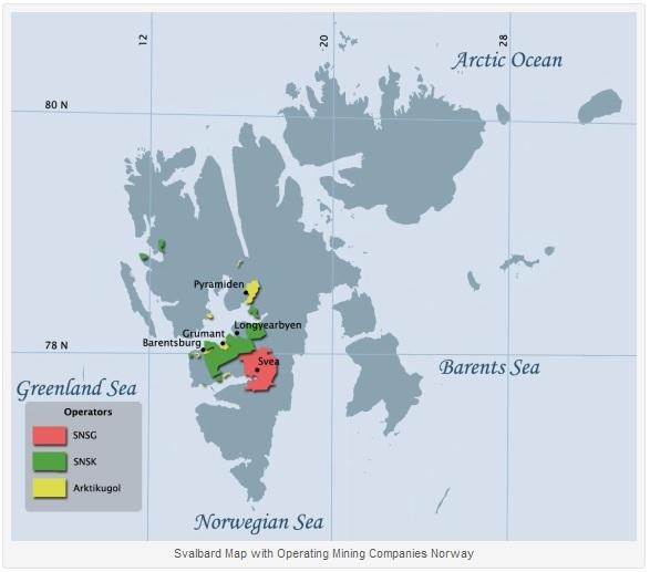 Svalbard/Spitzbergen: Billetes y Monedas Svalba10