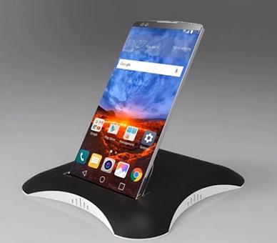 Lg v هاتف ال جي في الجديد ! 420