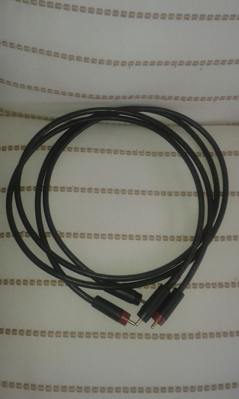 CABLES INTERCONEXION ALTA GAMA Jh88-110