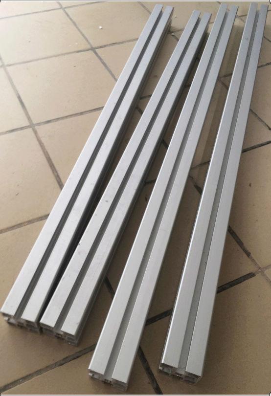 Fraiseuse CN à portique fixe (en bois, acier et profilé aluminium) Frpf_p10