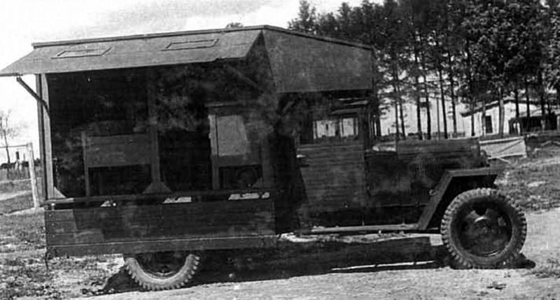 ПАРМ тип А на базе ГАЗ-ААА обр.1940г. ГОТОВО 17938810