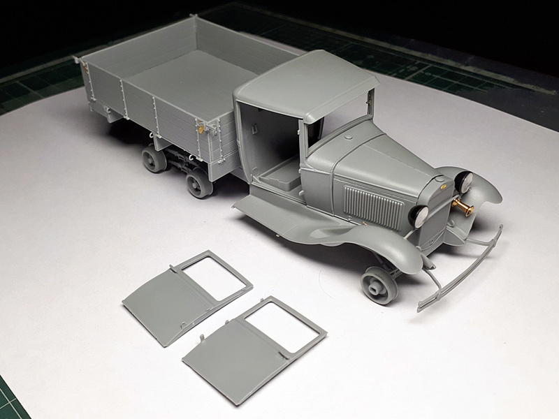 ПАРМ тип А на базе ГАЗ-ААА обр.1940г. ГОТОВО 20180433