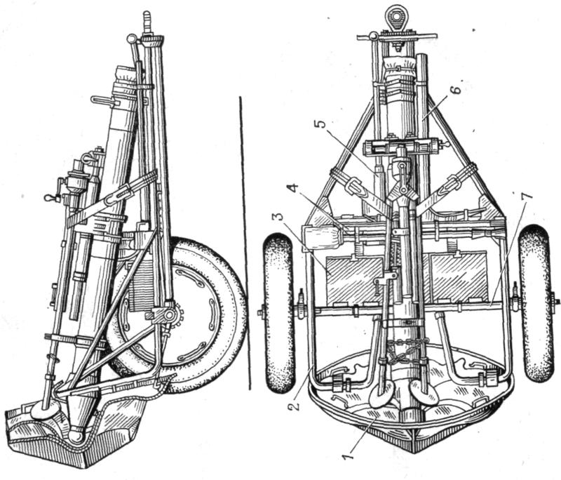 ГАЗ-67Б + 120-мм миномет в прицепе, 1/35  ГОТОВО! Img-vb10