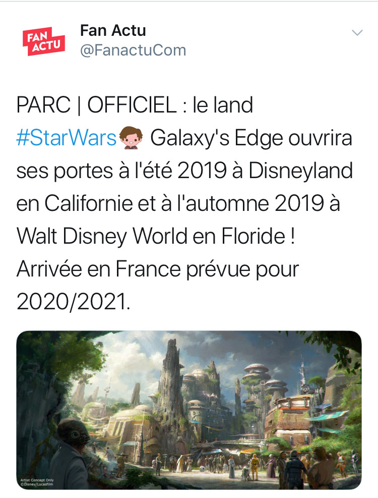 [Parc Walt Disney Studios] Nouvelle zone Star Wars (202?) - Page 3 B5322f10