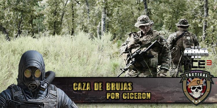 CAZA  DE  BRUJAS  Domingo  10/12/2017  17:00h Planti13