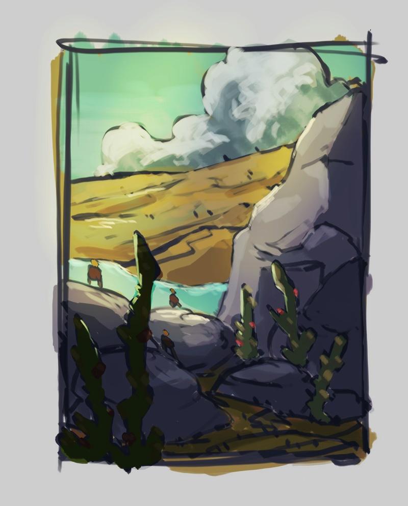 [Womker] sketchbucket - Page 6 Landse15
