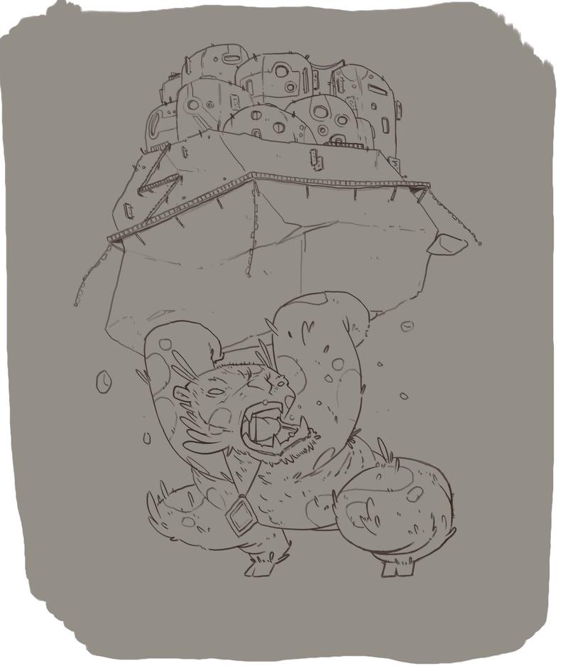 [Womker] sketchbucket - Page 5 Monstr11
