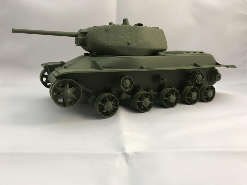КВ-13 средний танк - Страница 2 Img_1110