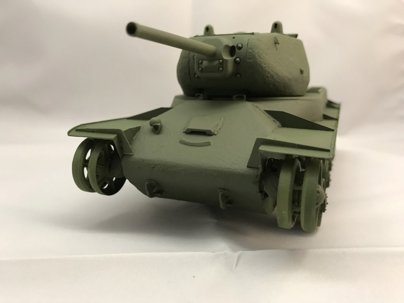 КВ-13 средний танк - Страница 2 Img_1111