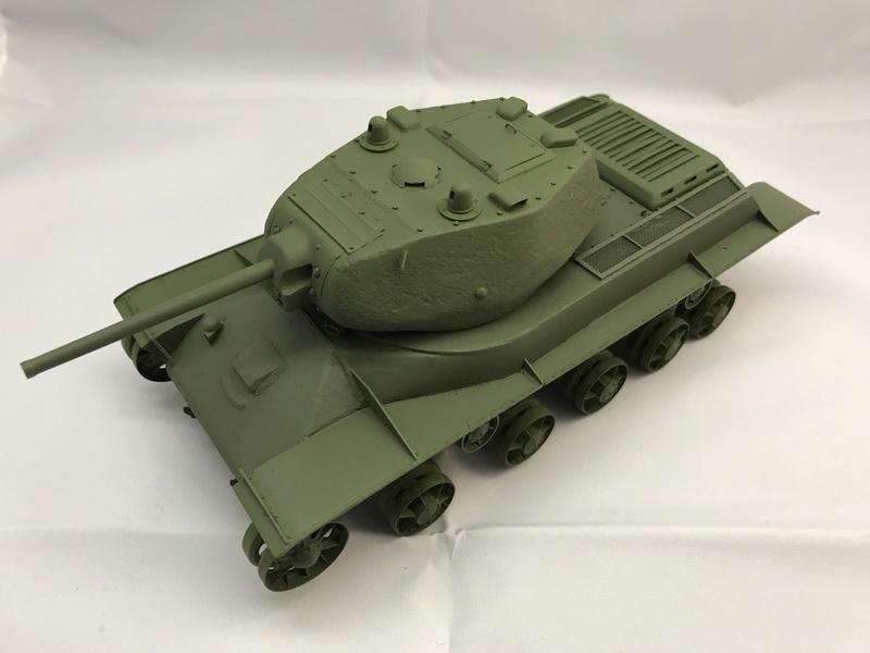 КВ-13 средний танк - Страница 2 Img_1112