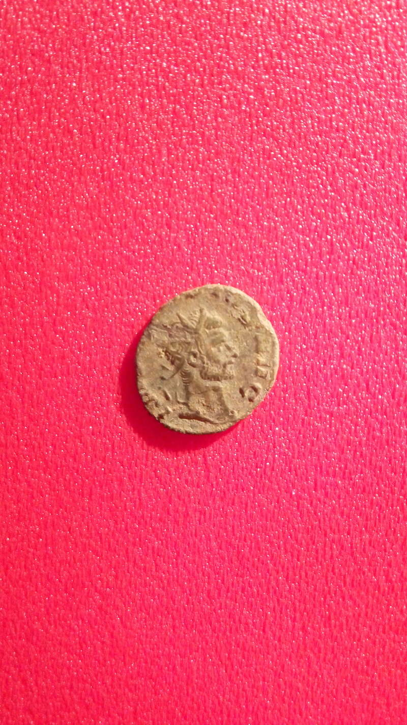 Antoniniano de Claudio II. AEQVITAS AVG, ceca de Roma. Img_2022