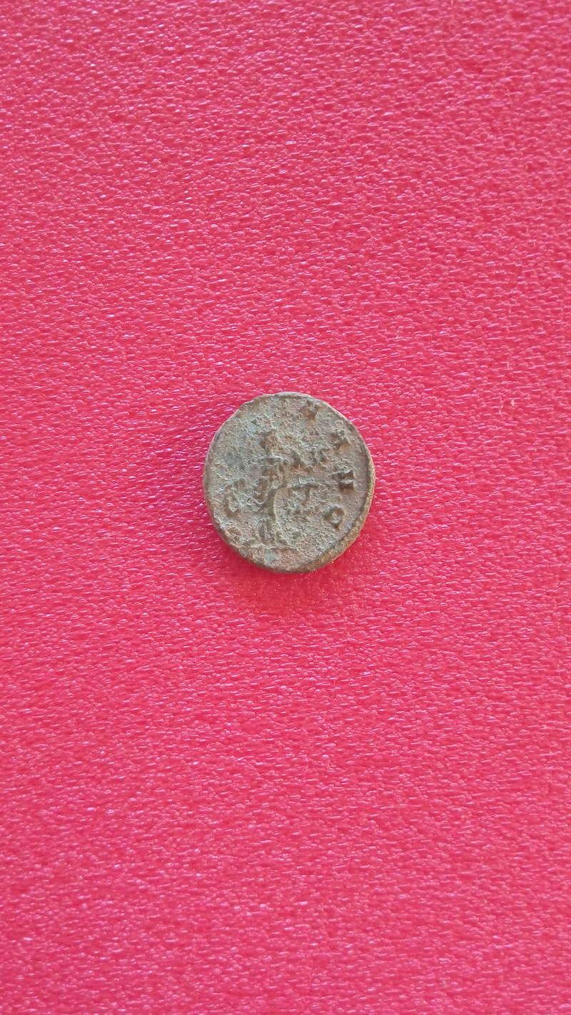 Antoniniano de Claudio II. LAETITIA AVG. Roma Img_2063