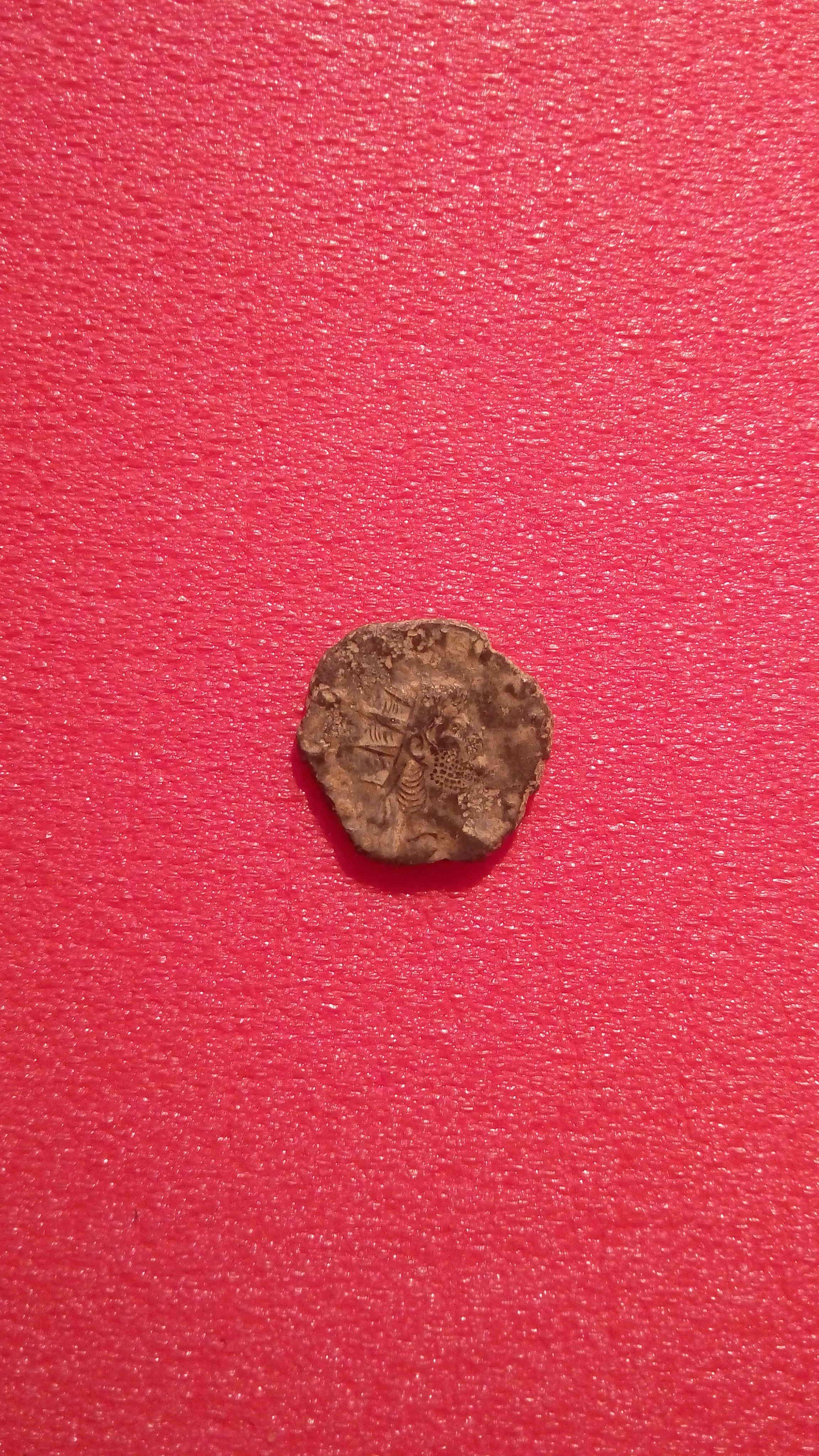 Antoniniano de Galieno. FIDES MILIT. Milán Img_2065