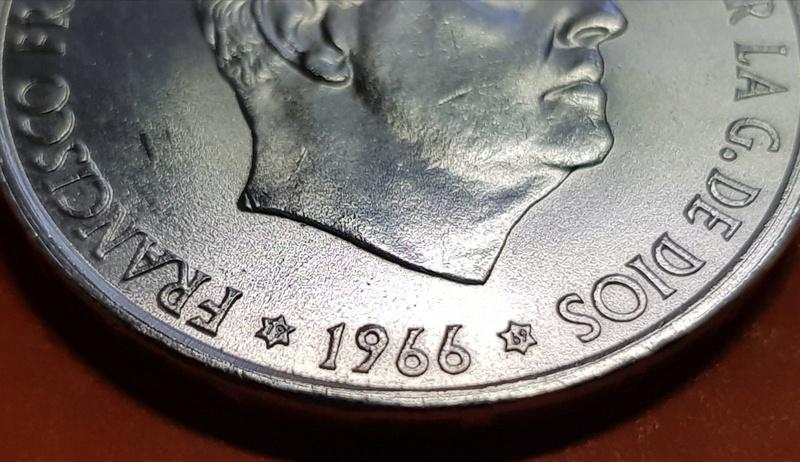 100 pesetas 1966*69 palo recto S-l16011