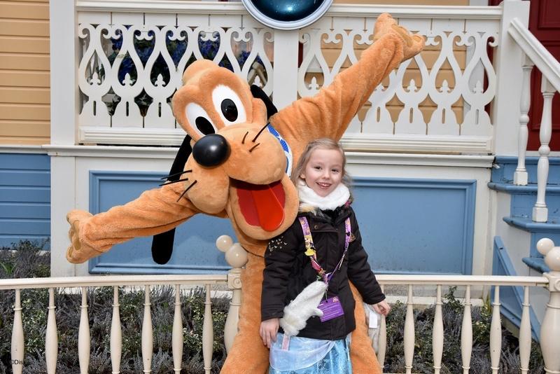 TR d'un super séjour au Disneyland Hôtel entre filles (maman et mini princesse) 15175511