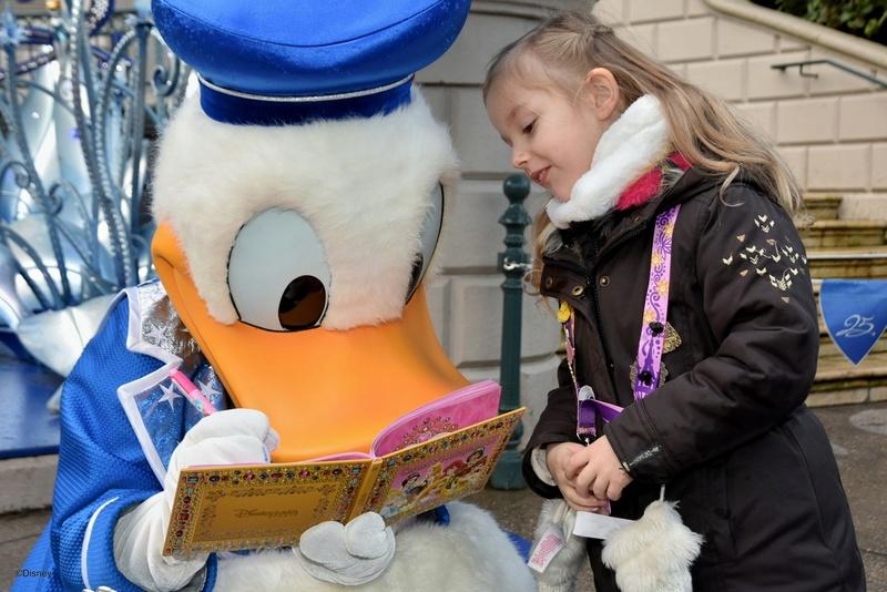 TR d'un super séjour au Disneyland Hôtel entre filles (maman et mini princesse) 15175611