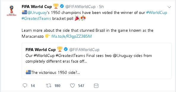 Selección Uruguaya de Fútbol - Página 3 Votaci12