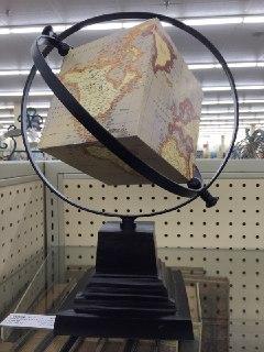 Кант, Вселенная и квадратный глобус России 4eb54810