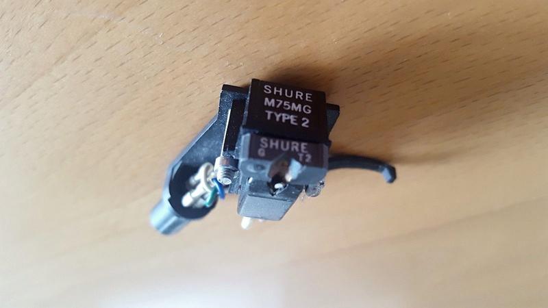 Shure 95 VS Shure 75 S-l16010