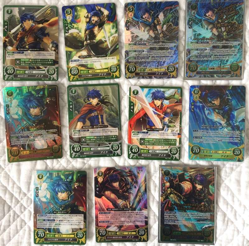 Fire emblem cipher  [Unboxings] Img_2413