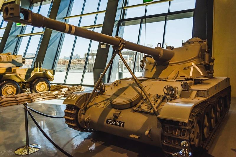 ملك الاردن يفتتح متحف الدبابات الملكي في عمان Tanks210