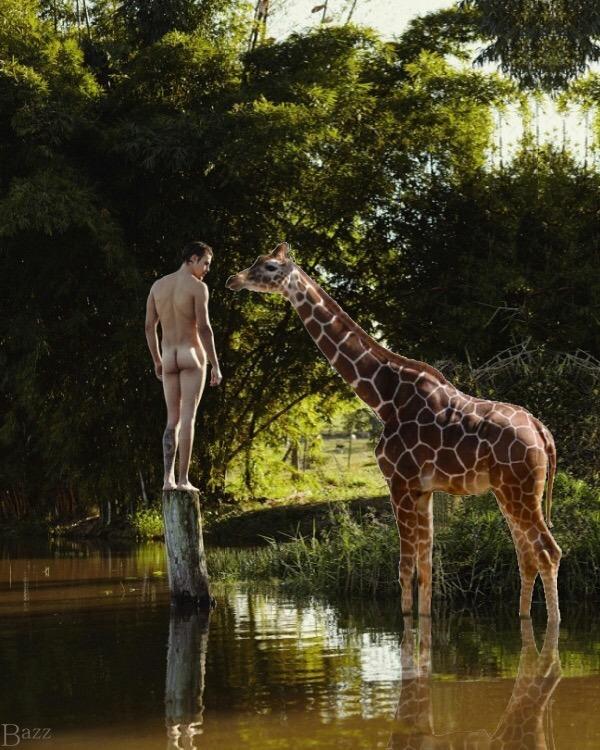 Naturisme en compagnie d'animaux  - Page 7 Tumblr41