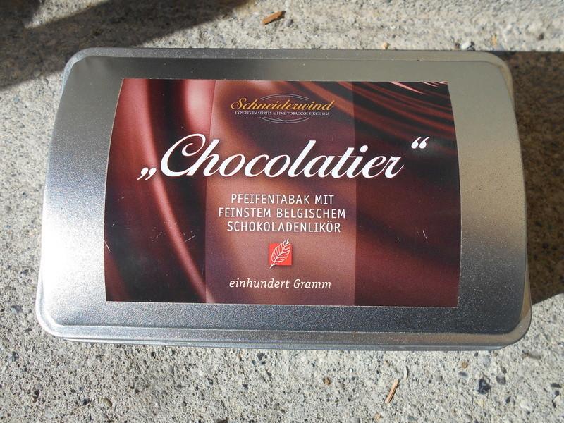 """Pfeifen Schneiderwind (Allemagne), tabac """"Chocolatier"""" 00113"""