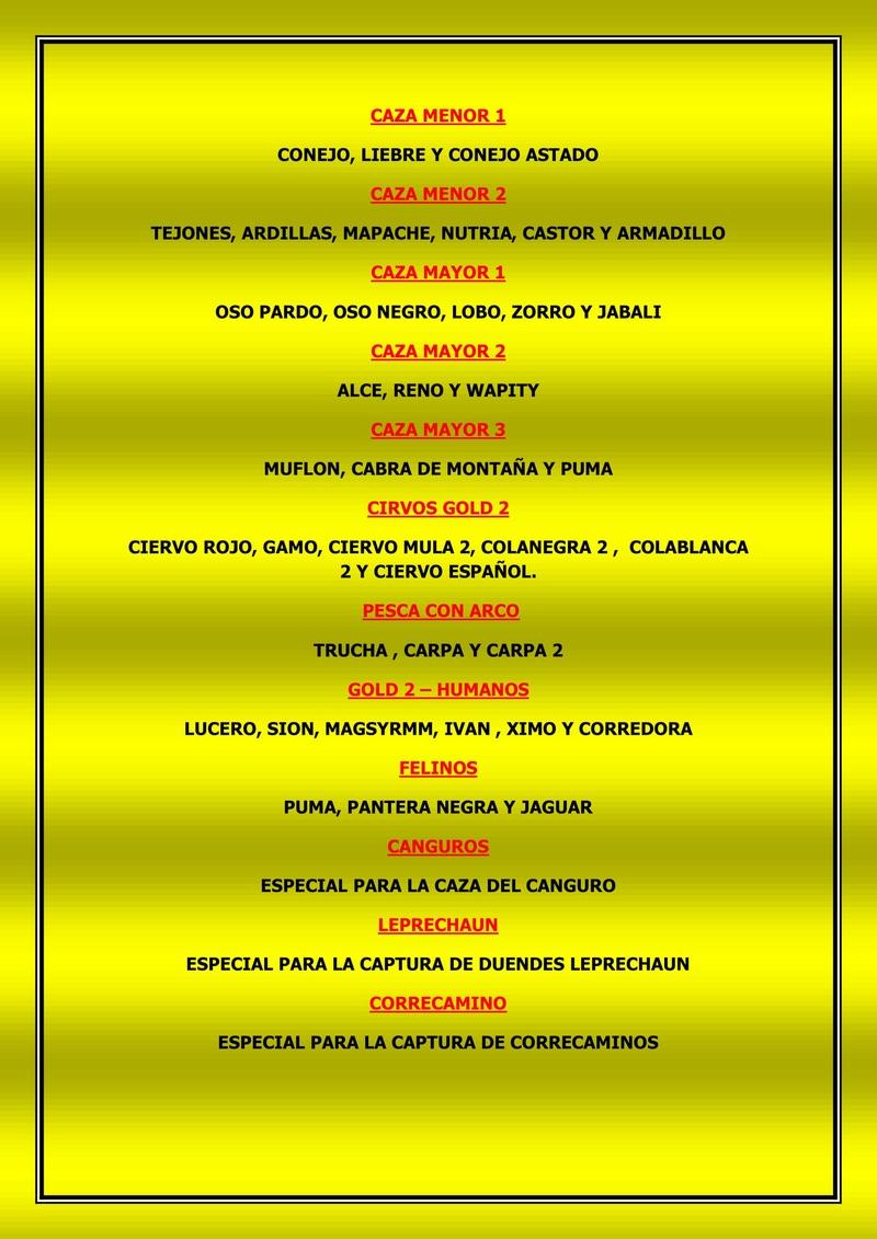 Parches. conversacion general.  Manual11